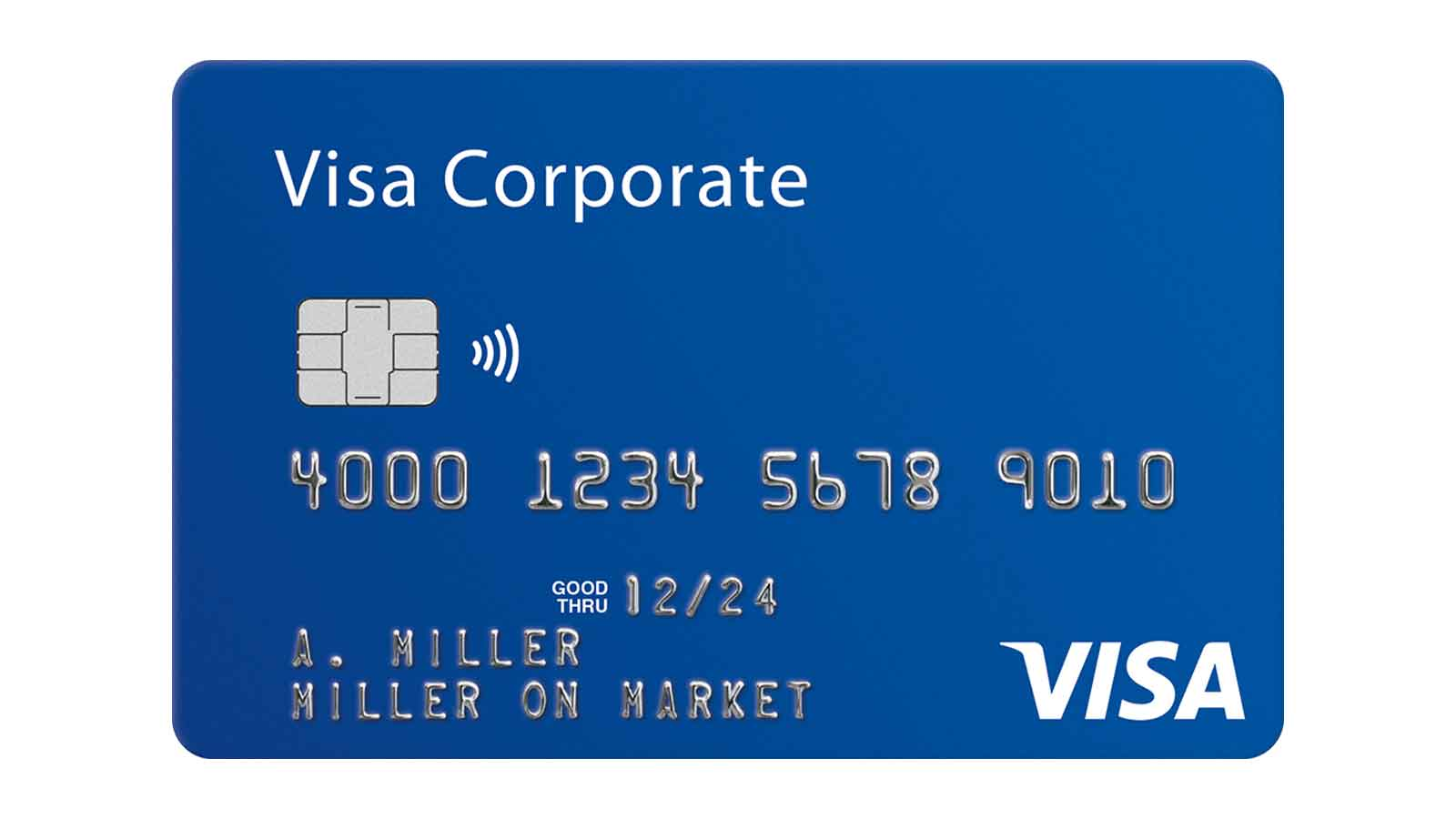 Visa Corporate Card